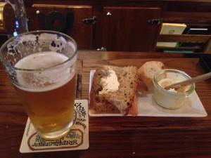 Brød og øl