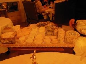 Ost: Deler av ostetrallen