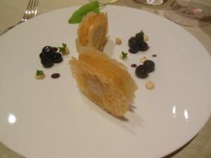 Rett 11 Potet, peanøtt og blåbær