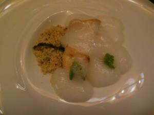Rett 5 Ukjent fisk, ukjent guffe og couscous