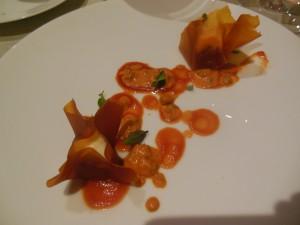 Rett 8 Cannelloni med tomat og ricotta
