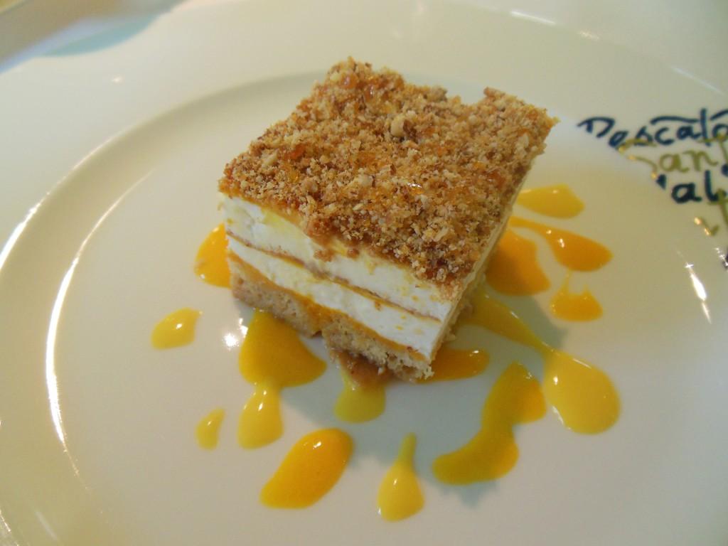 Bonusrett: Torta al crema