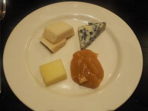 Gorgonzola dolce, pecorino og capritilla