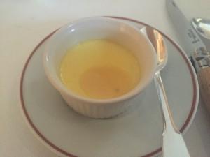 Honninginfusert melkepudding