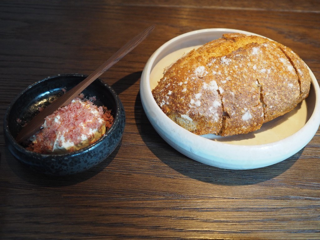 Brød og smør
