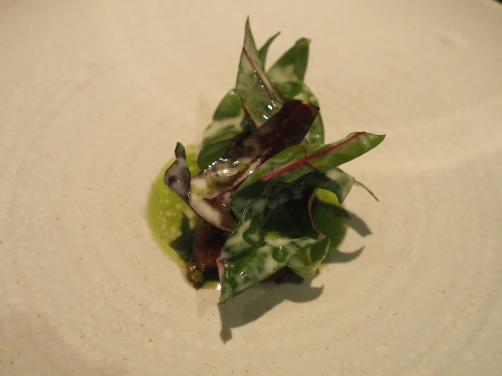 Okse, bladbete og svart hvitløk