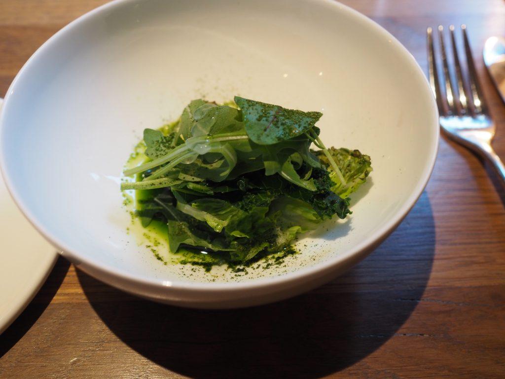 Appetittvekker: Grønn salat