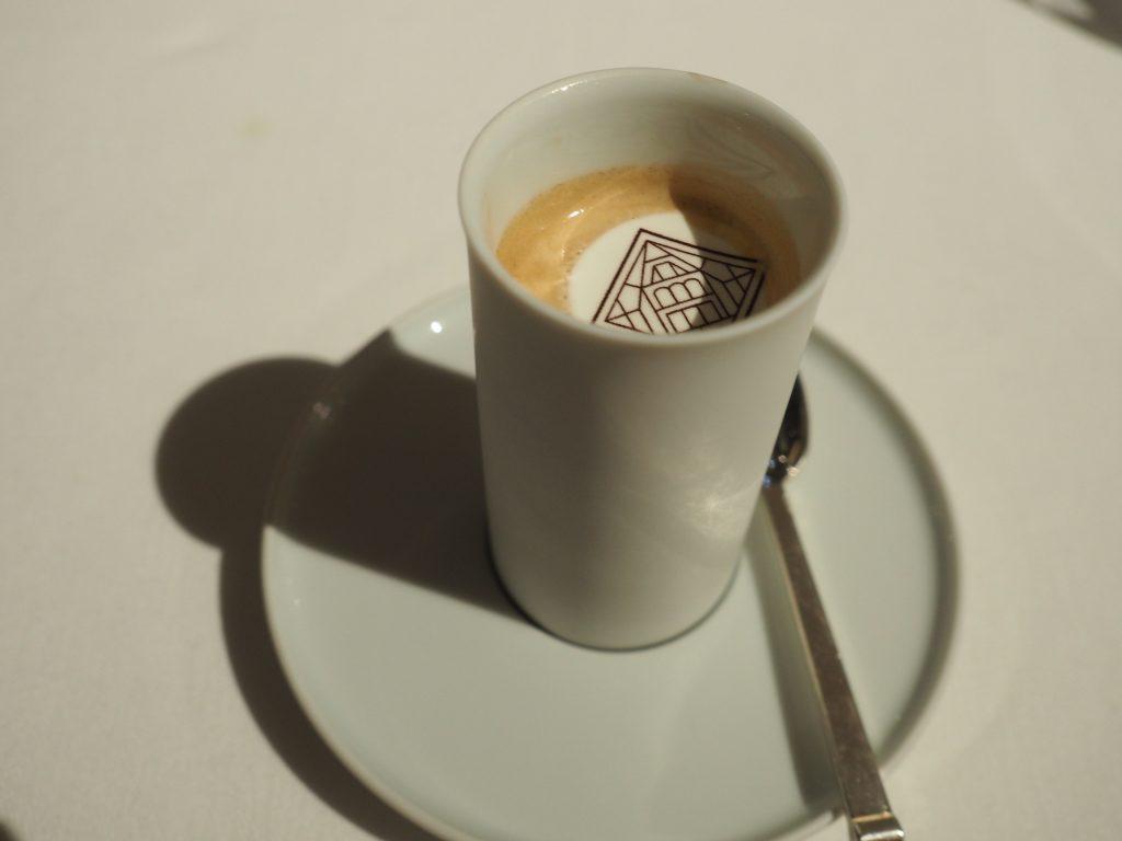 ... og kaffe
