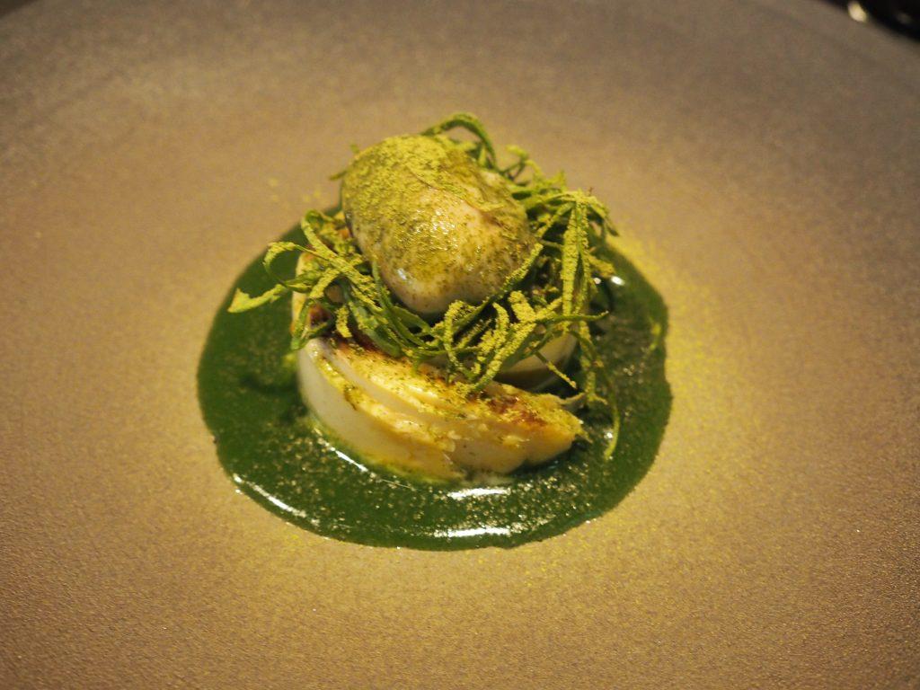 Asparges, østers, engsyre og nesle