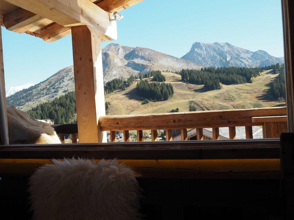 Mer utsikt fra bordet
