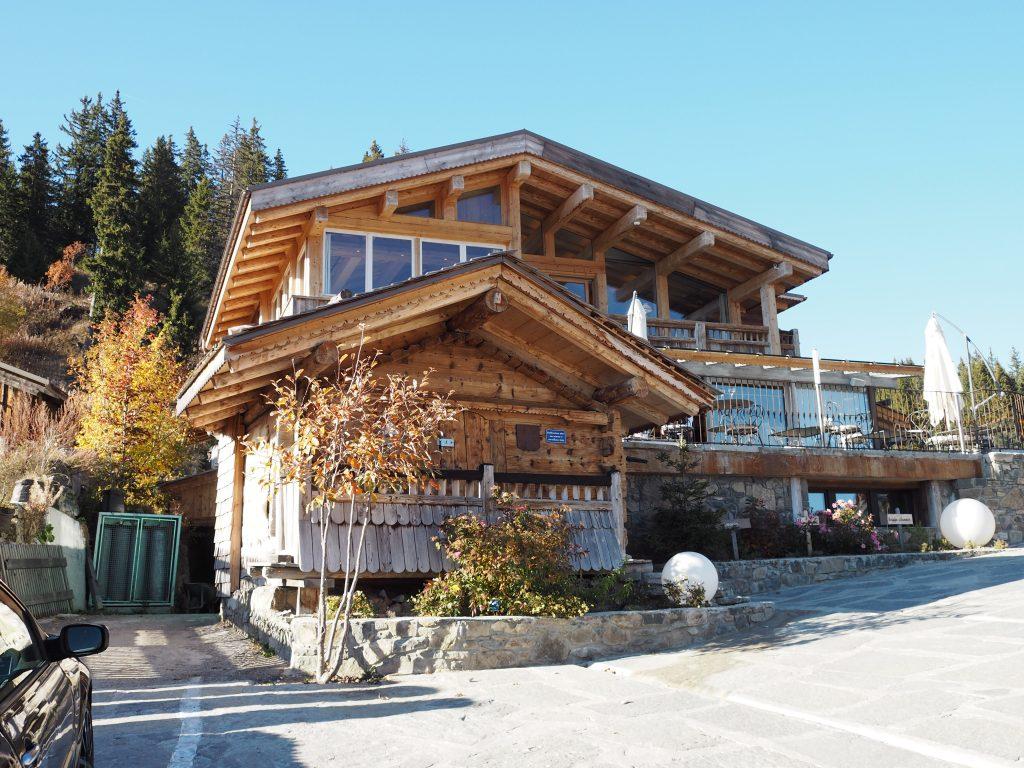La Maison des Bois