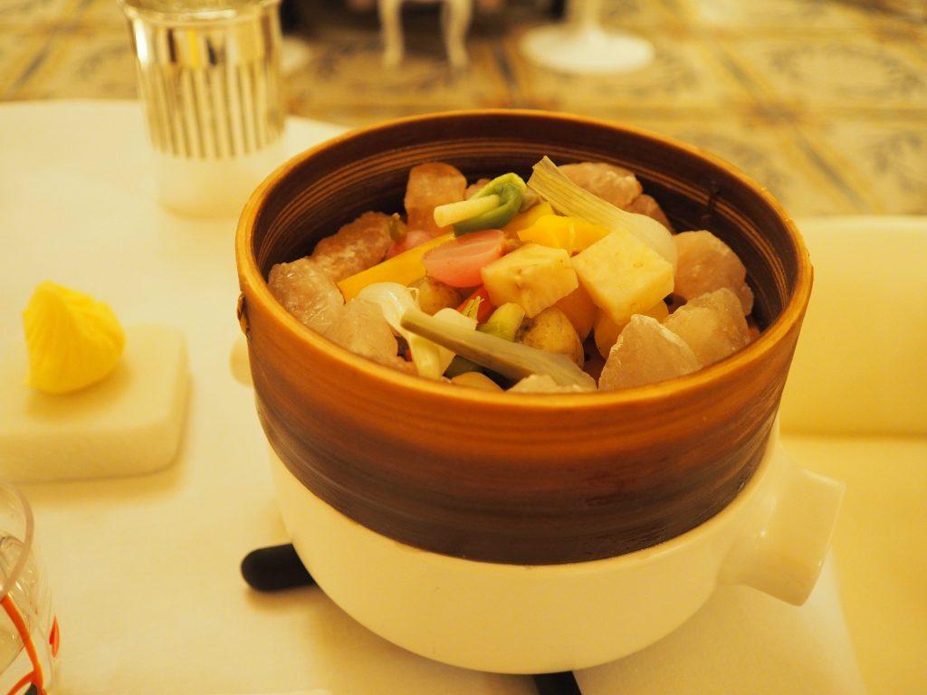 Amuse-bouche: rotgrønnsaker