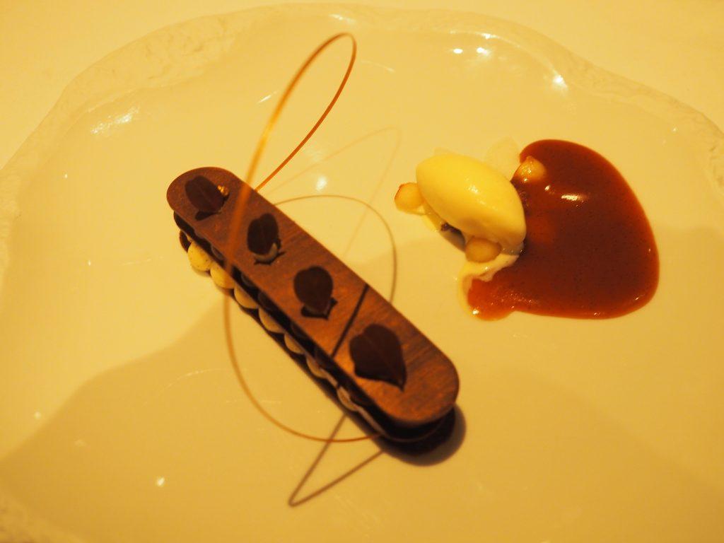 Sjokolade, vanilje, karamell og smør