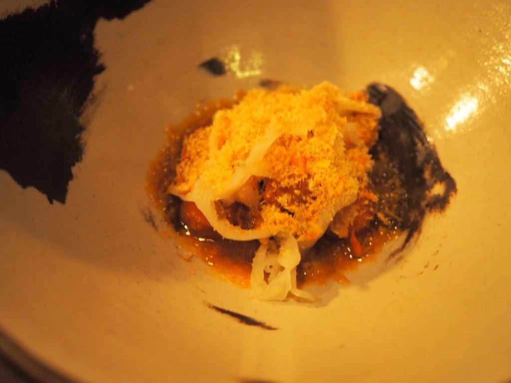 Gulrot, fennikel og ørret