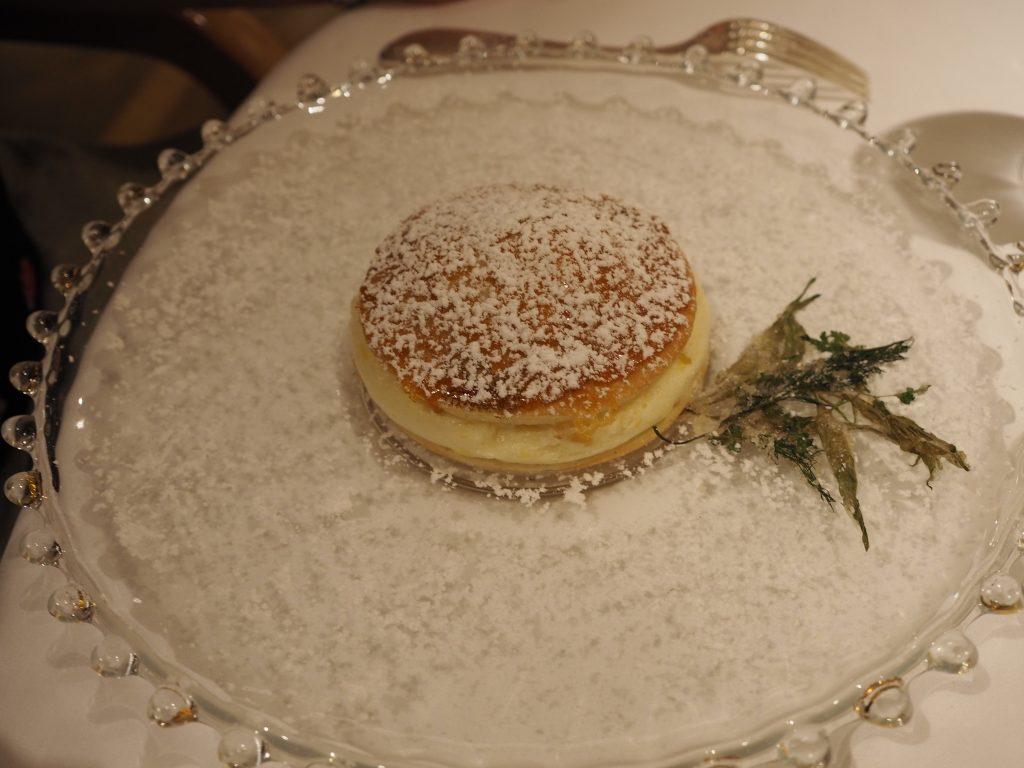 Mariannes dessert, husker ikke hva