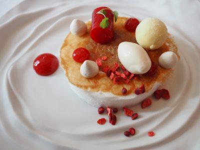 Jordbær, pepper og yuzu